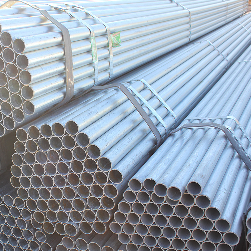 Hot dipped different diameter corrugated galvanized steel culvert pipe