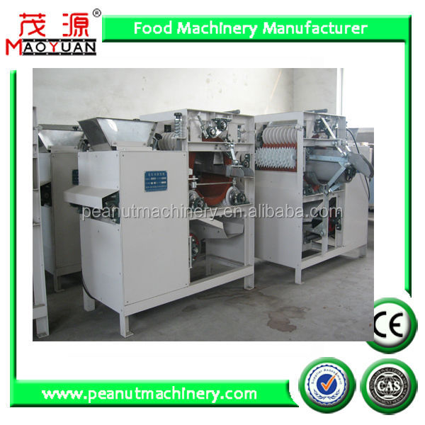 Soybean skin peeler/Soya bean peeling machine/Bean removing machine