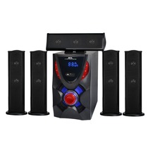 5.1 home theater speaker systems mini speakers