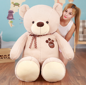 Factory price custom big soft plush bear toys bear stuffed toys teddy bear plush toy