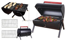 camping portable german bbq grill folking legs