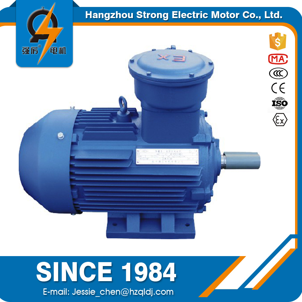 High quality china factory frameproof three phase asyncronous motor