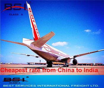 Shenzhen Guangzhou Shanghai Air sea freight forwarder agent shipping China  to Patna Vadodara Ghaziabad INDIA skype Jayant Huang, View Air freight, BSI