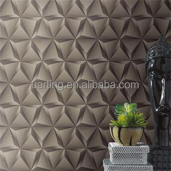 Designer Wallpaper/wallpaper 3d/ Home Vinyl Price 3d Wall Wallpaper ...