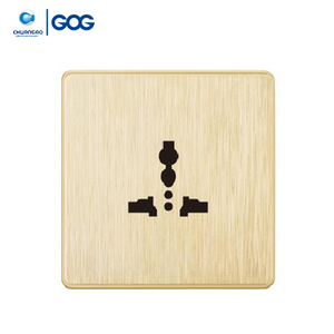GOG C85 series new design hdmi universal wall switch socket brand