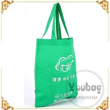 china bags for office stylish white blank polypropylene non woven decorative reusable bag