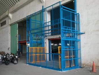 Outdoor dumbwaiter lift buy hydraulic lifting platform for Exterior dumbwaiter