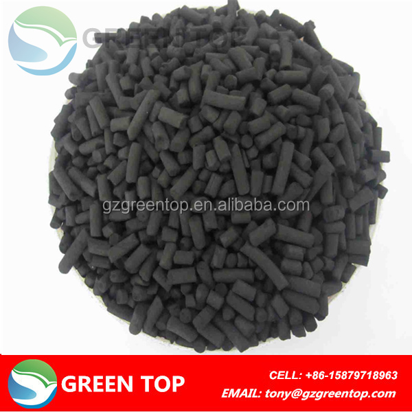 activated carbon for air purification in new decorations