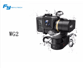 FeiyuTech WG2 3-Axis Waterproof Wearable Gimbal Support APP Wireless Remote Control with Remote Control for GoPr o543
