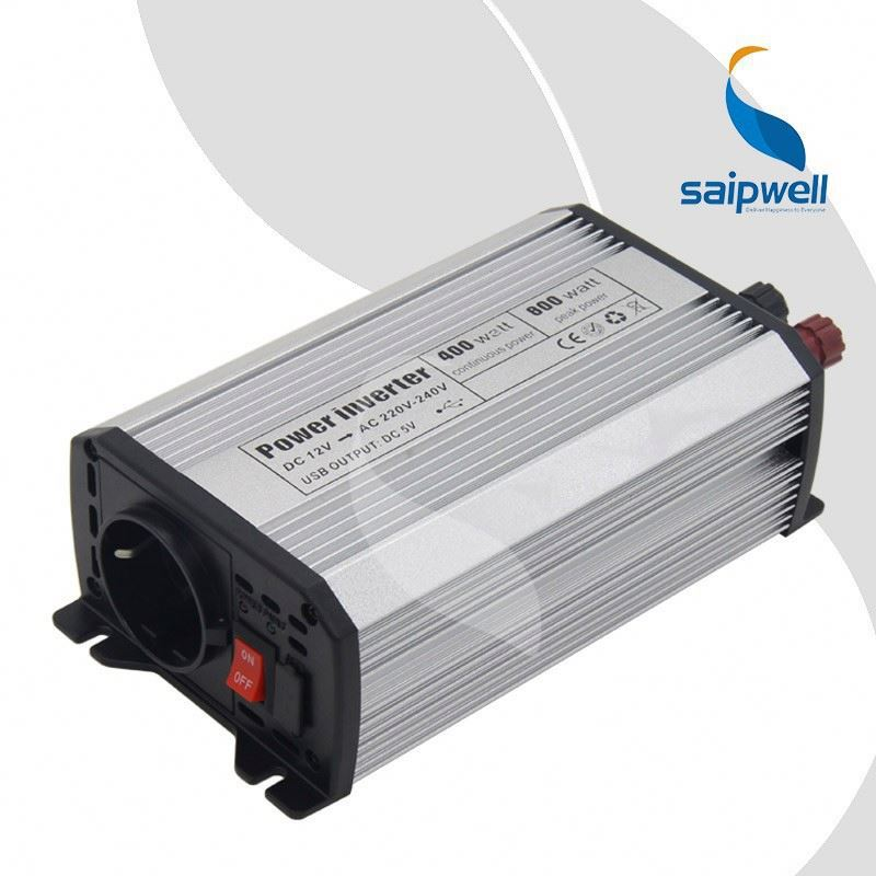 China alibaba Saip/Saipwell 110v to 220v voltage solar converter