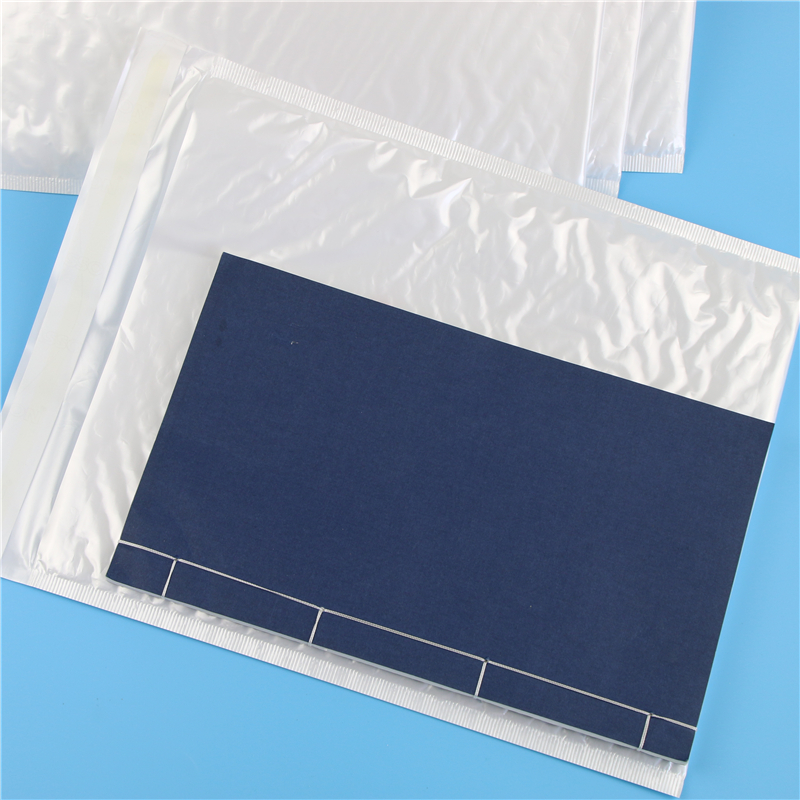 White Poly Plastic Bubble Envelope Mailer For Mailing