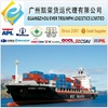DDU DDP Sea Freight from China to Southampton (20/40ft Shipping Container)