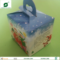 POPULAR CHRISTMAS POPULAR SHOPPING GIFT HANDY PAPER BOXES