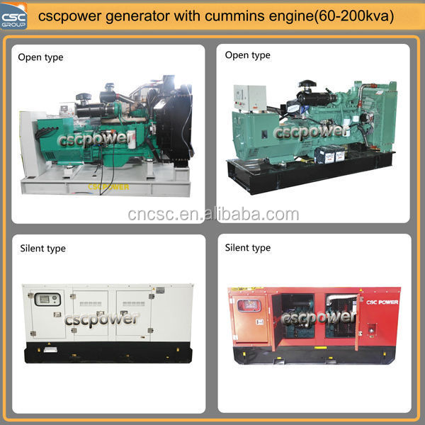 Lowest price Auto start diesel generator with ATS and free gifts