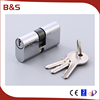 54mm double open mortise security lock cylinder for window lock