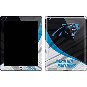 NFL Carolina Panthers New iPad Skin - Carolina Panthers Vinyl Decal Skin For Your New iPad