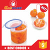 Best selling high quality round ceramic food container