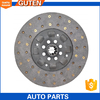 GutenTop China supplier TATA directly sell from factory clutch disc size 325*185*10N