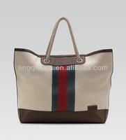24 oz heavy duty canvas men handbag for men/laptop bag