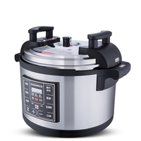 Kitchen Equipment Commercial electric pressure cooker stainless steel 220V big size