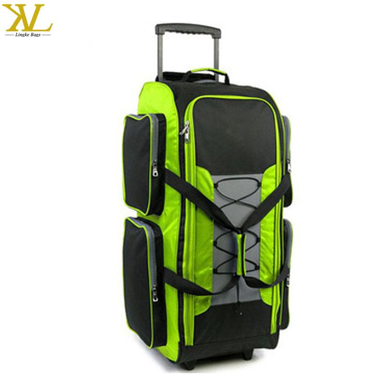 Trolley Rolling Travel Duffel Bag