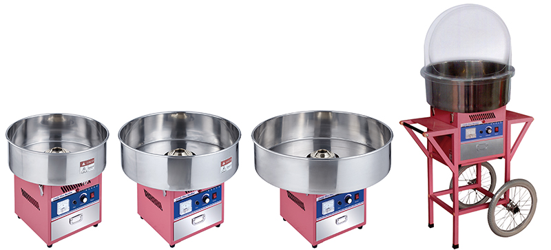 Commercial Mini Cotton Candy Floss Machine For Sale
