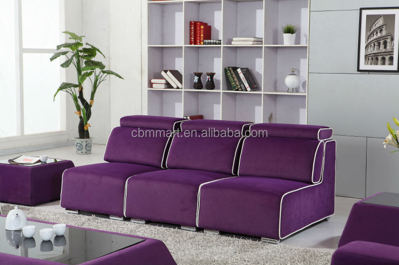Purple Sofa Set, Purple Sofa Set Suppliers And Manufacturers At Alibaba.com