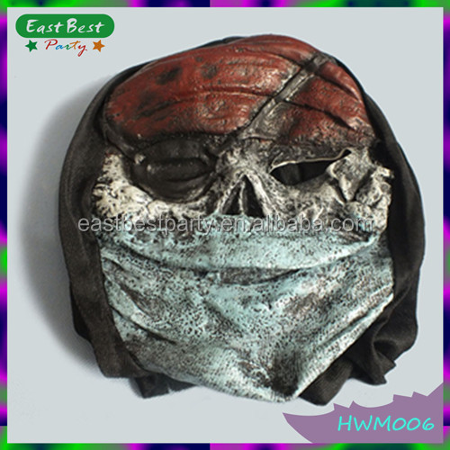 Monster Mask Halloween Costume Ball Latex Mask