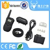 Rechargeable Waterproof Peted dog Electronic shock training collar