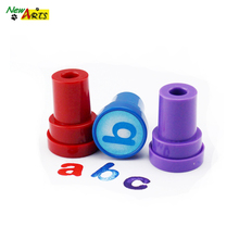 Specialised Shiny Handy Rubber silicone Stamps for children