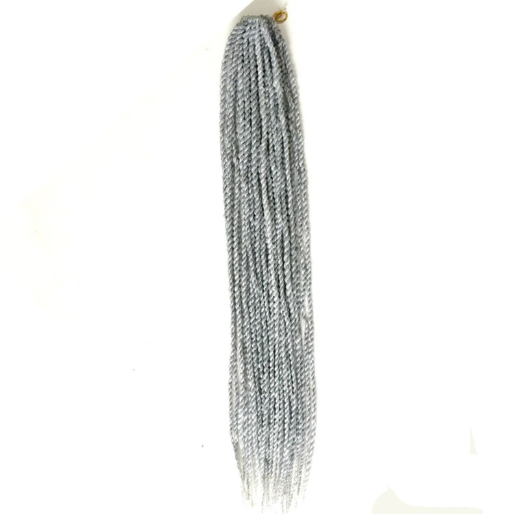 Original 2x Crochet Twist Trenzas 32 Hilos De 22 Pulgadas De Pelo ...