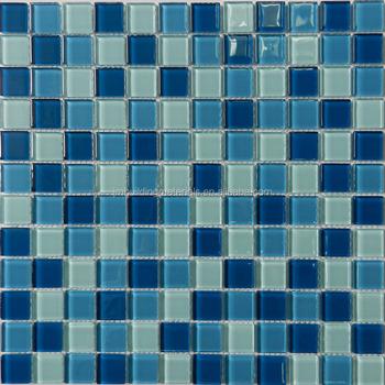 Mix Blue Swimming Pool Mosaic Tiles--swimming Pool Tiles - Buy Swimming  Pool Glass Mosaic Tiles,Pool Glass Mosaic,Swimming Pool Tiles Product on ...