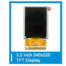 Aspect Ratio 16:9 480x272 Resolution 4.3 Inch TFT LCD Module with Resistive Touch Panel