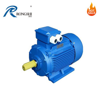Y2-180M-4  AC electric fan motor with cast iron housing
