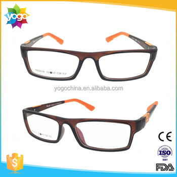 New Style Durable Man's Tr90 Types Of Spectacles Frame