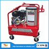 5000 series Hot water high pressure washer portable cleaner