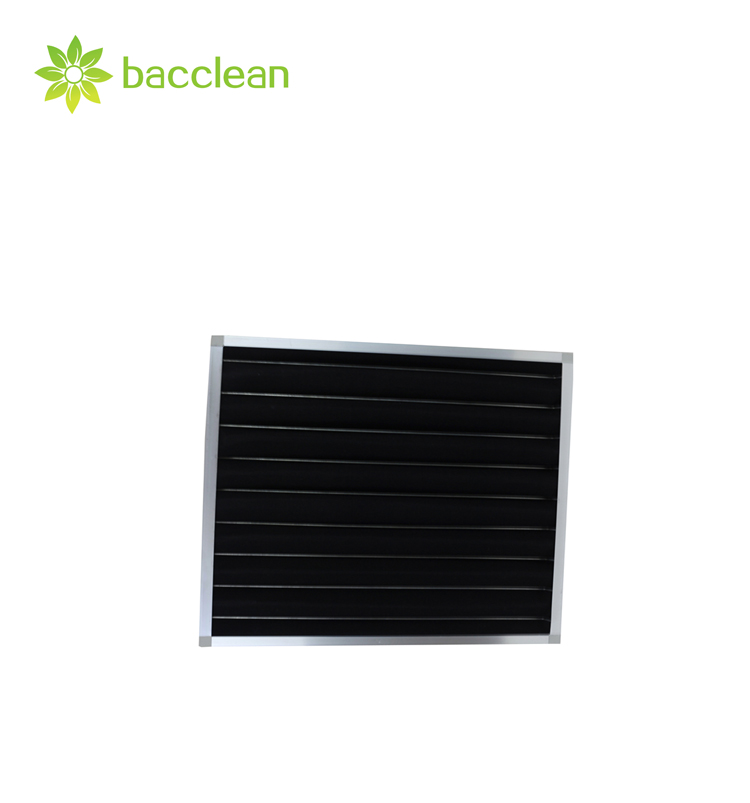 Cardboard frame Remove Odor for HAVC Pleated Panel air filters