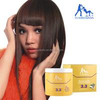 Top Hair Care Products Natural Shea Butter Avocado Oil Hair Deep Moisture Treatment For Damaged Hair 3.3