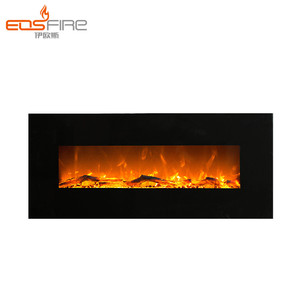 No abnormal odour 3d artificial electric fireplace classic