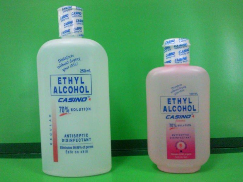 Casino Ethyl Rubbing Alcohol (regular And Femme) - Buy Antiseptic Product  on Alibaba com