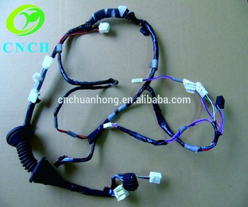 Low Price Automotive Motor Nozzle Wiring Harness/car Alarm Connector on shifter for cars, fuse box for cars, air bag for cars, manual for cars, compressor for cars, coil for cars, door handle for cars, electrical harness for cars, muffler for cars, thermostat for cars, ecu for cars, power supply for cars, exhaust pipe for cars, brackets for cars, tail light for cars, fuel line for cars, pulley for cars, master cylinder for cars, safety harness for cars, cables for cars,