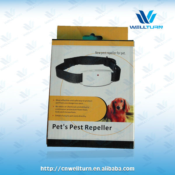 Hot sale tick control products Anti ticks collars for family pets