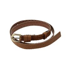 Modern style good quality fashion ladies' pu leather belt fast delivery