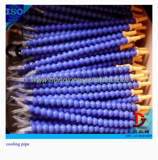 Adjustable flexible plastic cnc machine coolant hose