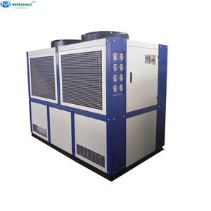 100KW Cooling System 30tons 40HP Industrial Air Cooled Water Chiller