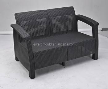 Attractive Molded Plastic Sofa Made In China