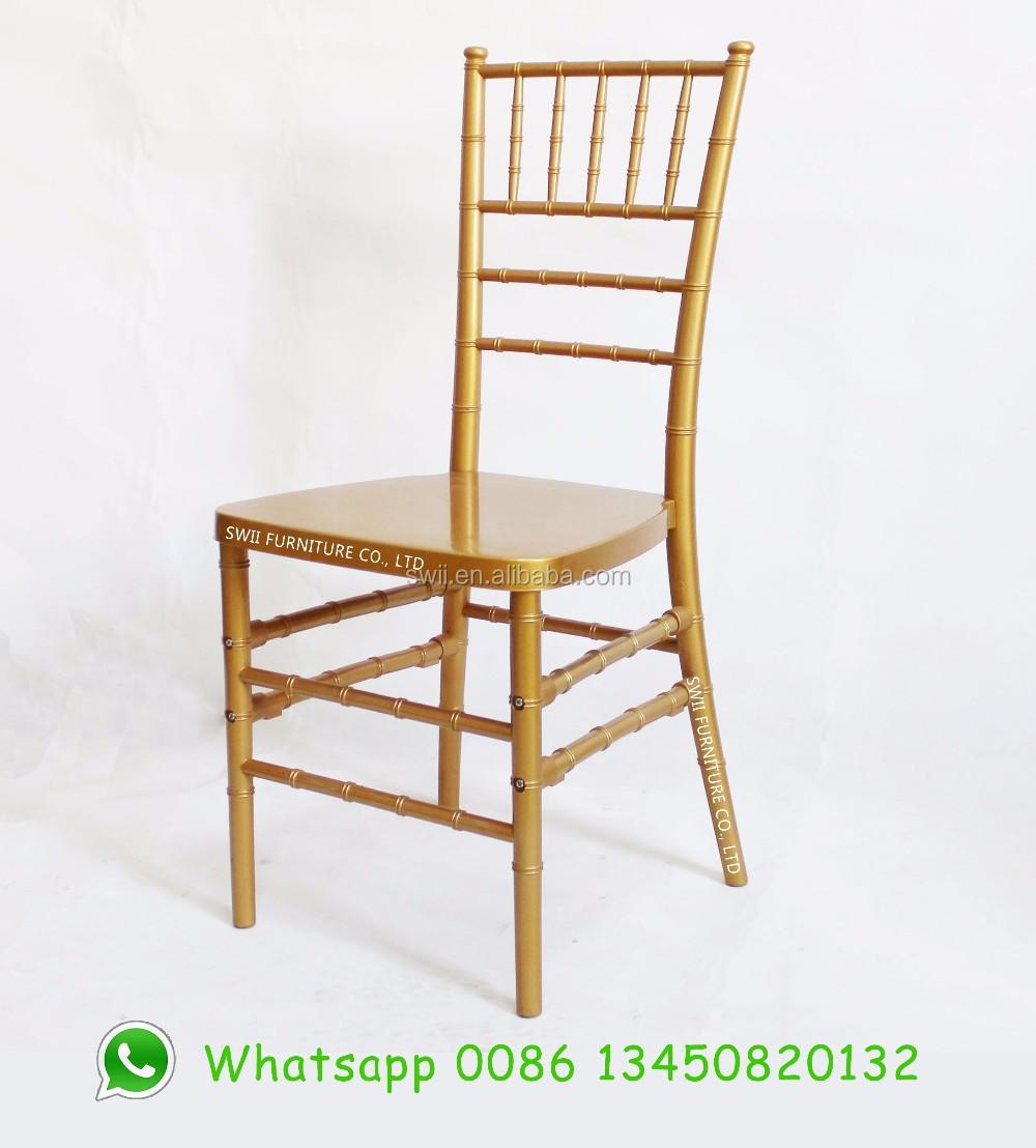 Gold chiavari chair - Metal Tiffany Chair Chiavari Wedding Chair Gold Wholesale Chiavari Chair