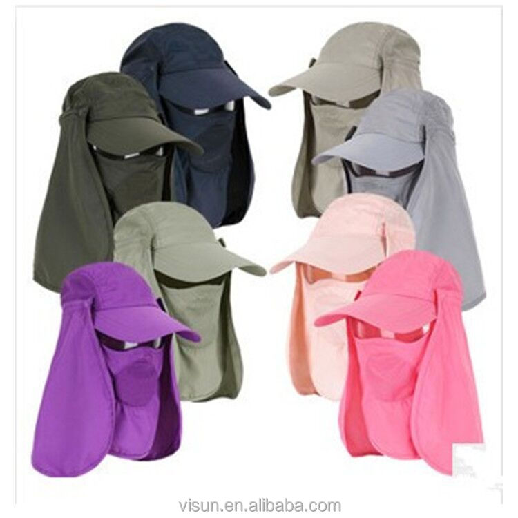 Fishing Cap with Ear and Neck Flap Cover
