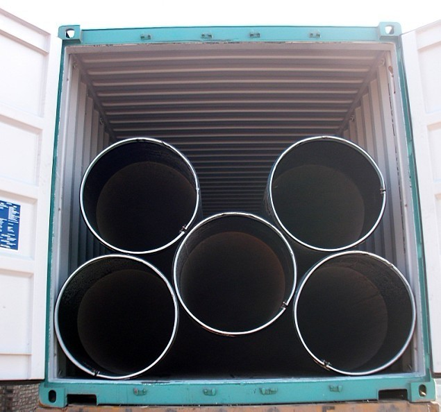 high quality 450mm diameter J55 N80 L80 steel pipe with great price