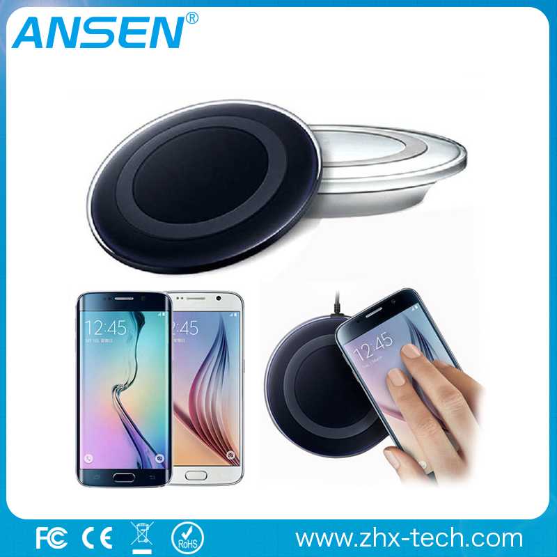 2016 new product fast universal portable qi wireless charger for htc desire 820
